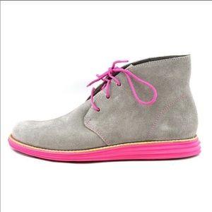 Cole Haan Lunar grand Chukka Boots 6.5 EUC